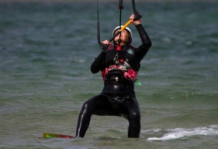 Learn to kiteboard melbourne