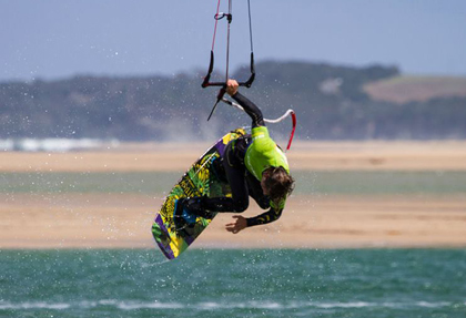 PROGRESSION UPGRADE Melbourne Kitesurfing Lesson