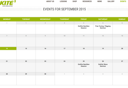 gokite_events_calender_melbourne_kiteboarding
